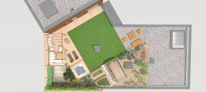 Návrhy záhrad- strešná záhrada1
