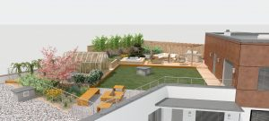 Návrhy záhrad- strešná záhrada2