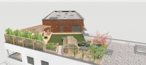 Návrhy záhrad- strešná záhrada3