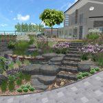 Návrh záhrady - hvozdnica 4