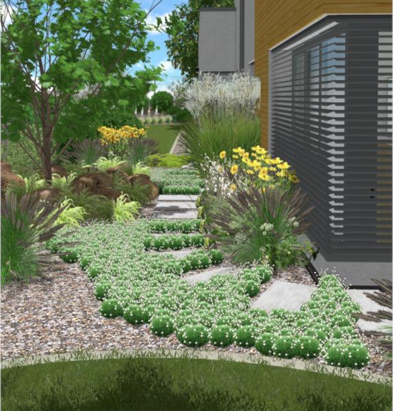 Návrhy záhrad