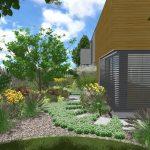 Návrh záhrady - maršová 5