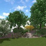 Návrh záhrady - maršová 6