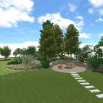 Návrh záhrady - maršová 7