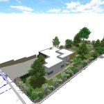 Návrh záhrady - maršová 1