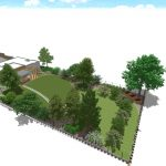 Návrh záhrady - maršová 2
